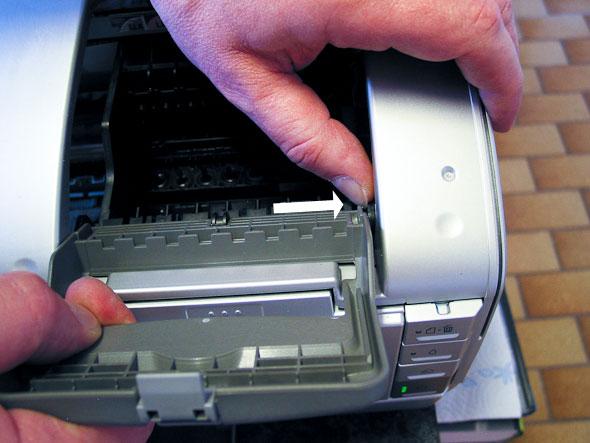 Epson stylus druckkopf ausbauen | Ausbau und Reinigung des