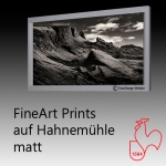 Prints auf Hahnemühle Bamboo 290