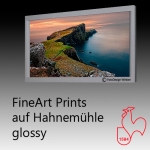 Prints auf Hahnemühle FineArt Baryta 325g